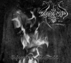 Zorn- Schwarz Metall DIGI-CD