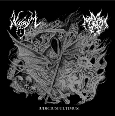Mavorim / Ad Mortem - Iudicium Ultimum - Split CD
