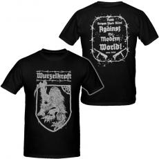 Wurzelkraft - Against The Modern World - T-Shirt
