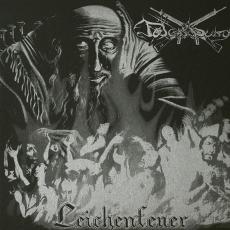 Satanic Warmaster / T o t e n b u r g - Split EP (black)