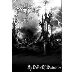 Daemonolith ‎– By Order Of Decimation  MC/Tape