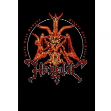 Heretic - Gods over Humans, Slaves under Satan MC/Tape
