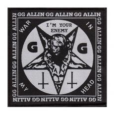 GG Allin - Patch