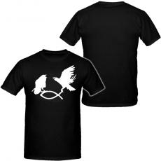 Raben & Fisch - Hugin & Munin - T-Shirt