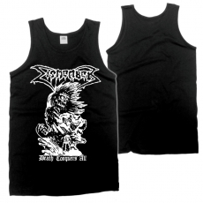 Dismember - Death conquers all - Tank Top / Wifebeater