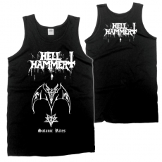 Hellhammer - Satanic Rites - Tank Top / Wifebeater