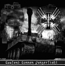 Flak - Tausend Tonnen Panzerstahl LP + Poster (ltd.100)