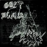 Goat Horns / The True Endless -Split CD