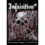 Inquisition - Into the infernal regions of the .. A5 DIGI-CD