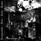 Leichenstätte / Halla / Calth / Raaten - Misanthropic Death CD