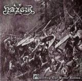 Nazgul - Awaiting the battle ravens CD