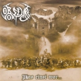 Obscure Vortex - Was einst war CD
