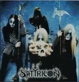 Satyricon - Ravens over Europe CD