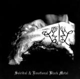 Seul. - Suicidal & Emotional Black Metal CD