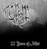 Skoll - 11 years of mist CD