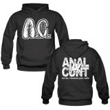 Anal Cunt - I fuck your wife - Hoodie