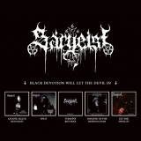 Sargeist - Black Devotion Will Let The Devil In 5-CD-BOX