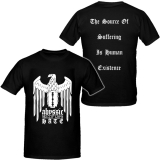Abyssic Hate - The Source Of Suffering- T-Shirt
