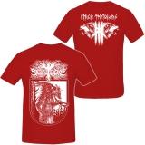Ewige Eiche - T-Shirt (rot)