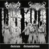 Sarkrista / Sielunvihollinen - Split  CD