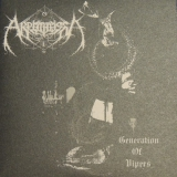 Akrotheism / Order Of The Ebon Hand - Split EP