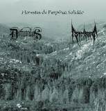 Defuntos / Striborg – Florestas De Perpétua Solidão EP