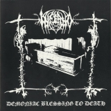Inferno / Tundra ‎– Demoniac Blessing To Death / The Triumph Of Black EP