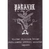 Paraxul – Visitae Inferiora Terrae Rectificando Invenies Occultum Lapidem Split MC/Tape