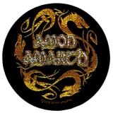 Amon Amarth - Dragons Circular  Patch