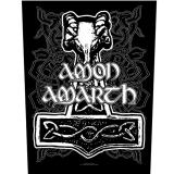 Amon Amarth - Thors Hammer -  Backpatch