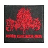 Anal Blasphemy - Bestial Black Metal Filth - Patch