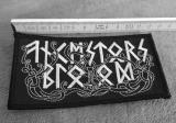 Ancestors Blood - Logo - Patch