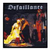 Defaillance - Aufnäher/Patch