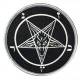 Pentagramm - Patch