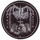 Pest - Hail Death - ROUND - Patch