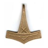 Hammer - Römersdal - Bronze