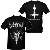 Black Witchery - Upheaval of Satanic Might  - T-Shirt