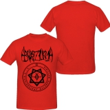 Burzum - Demo II - T-Shirt (Red/Black)