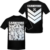 Carnivore - Crush, Kill, Destroy - T-Shirt