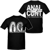 Anal Cunt - I fucked your... - T-Shirt