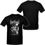 Moonblood - Sob A Lua Do Bode - T-Shirt