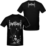 Moonblood - The Winter halls over the Land - T-Shirt