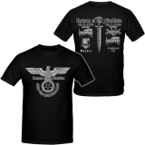 Return of the Fireblade - Meine Ehre heißt Black Metal - T-Shirt
