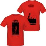 Wedard - Desolate - red - T-Shirt