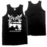Mayhem - Deathcrush - Tank Top / Wifebeater