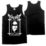 Mayhem - Euronymous - Tank Top / Wifebeater