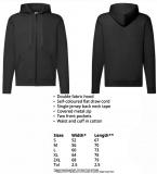 Stahlfront - Religion des Blutes - Jacke/Hooded Zipper