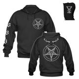 Pentagramm - Jacke/Hooded Zipper