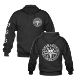 Hail Satan - Occult Baphomet - Jacke/Hooded Zipper