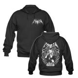 Morbid - December Moon - Jacke/Hooded Zipper